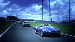 Shelby Cobra 427 - A Leader by MercilessOne