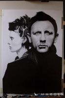 .: The girl with the dragon tattoo ~ Remake :. by Martin--Art
