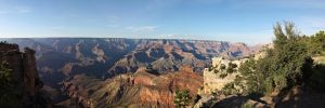 Grand Canyon, South Rim Mosaic by DoomWillFindYou