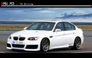 BMW M3 TTS STYLING by Clipse89