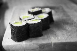 I made Sushi by lord-phillock