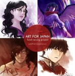 Art for Japan II by zeldacw