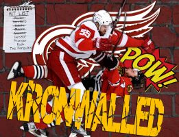 KRONWALLED by jimEYE
