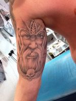 Viking by state-of-art-tattoo