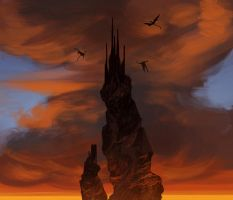 Dragon Roost by vesssel