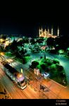 Sultanahmet Square by sinademiral