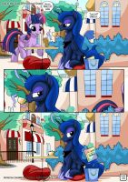 Day in the Lives of the Royal Sisters 14 by mysticalpha