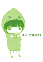Metapod by sunshowerdroplets