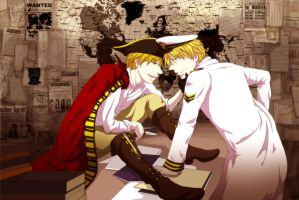APH: Pirate UK and Navy US by waterylt