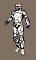 swtor BH wip concept by KingDroenix