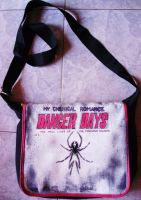 danger days bag by valuca