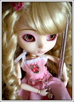 Custom Doll - SWEETPEA by featherlyte