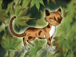 Spottedleaf by Nightflowercat