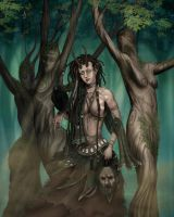 witch of the woods by sb51075