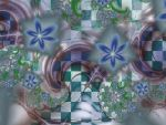 Spring Checkers 4 by Kattvinge