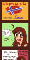 INTERVIEWTALIA: PART FIFTEEN. by TheGweny