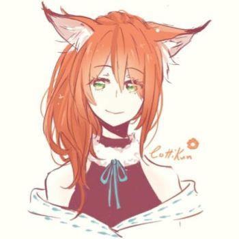 AT : izzy_chan_ by LottiBaskerville97