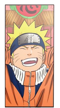 Naruto Panel by exclaudio