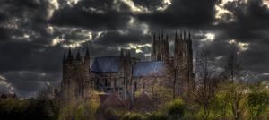 The Beverley Minster by GraphicalHD