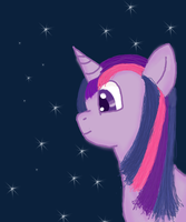Commission : Twilight Sparkle by WoefulWriters