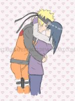 NaruHina - Yours To Hold by starshapedfruit