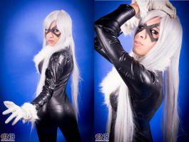 Black Cat Cosplay by AkiraCosplay