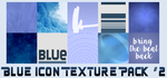Blue Icon Texture #2 by RavenLSD