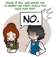 The Infernal Devices - Questions and responds 10 by Felwyn