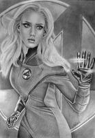 Jessica Alba - Fantastic Four by NEVSIMAL