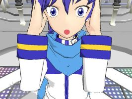 Where's My IceCream?!--Kaito by OtakuFestivities