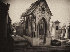 Pere Lachaise III by gusti-boucher