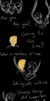The Hanging Tree by shadowlover19