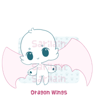 Dragon Wings by Sarilain