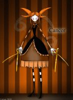 Zodiac-Cancer by CottonValent