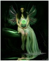 My night butterfly by mendha