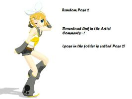 MMD Pose 2 Download by Anakita4342