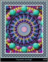 Psychedelic Centrifuge by eccoarts