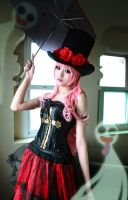 one_piece_perona by deicn911