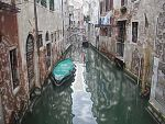 Venetian Canal by Quessan