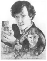 Sherlock - The Great Game by livia-carica