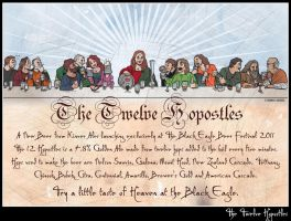 The Twelve Hopostles by CitizenWolfie
