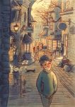 Diagon Alley by Natello
