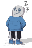 Working by Skeleion