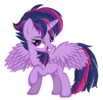 Twilight Proofy Mane by Law44444