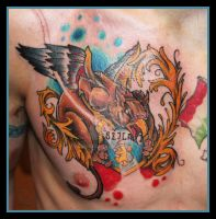 Griffin Crest modification... by theJorell