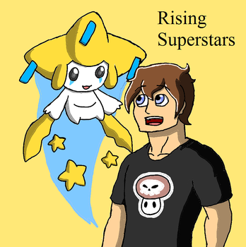 TBFP: Liam and his Jirachi by Brian12