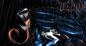 Venom Sketchy 001 by RobDuenas