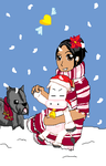 Christmas Avatar by miyuishina