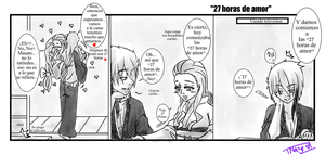 27 Horas De Amor. by OokamiShirohime