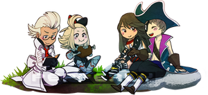 Bravely Default by Pepperly